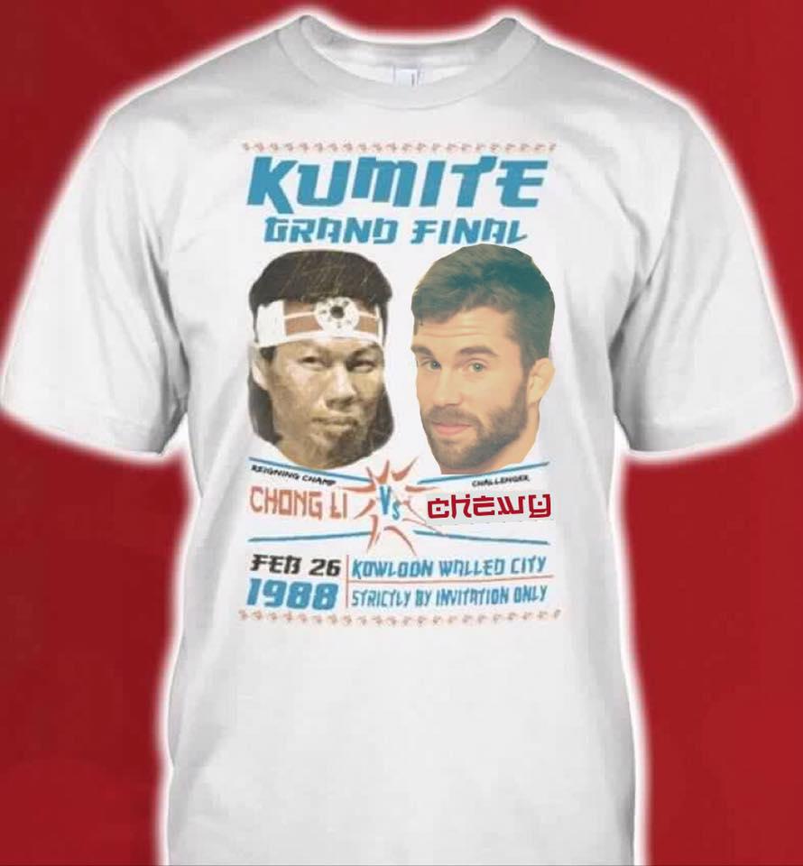 Chewy Kumite